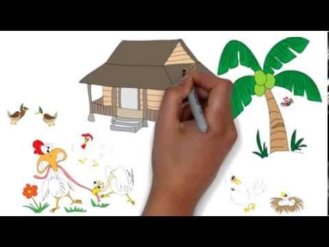 820 Gambar Hewan Dan Tumbuhan Dilingkungan Rumahku HD Terbaik