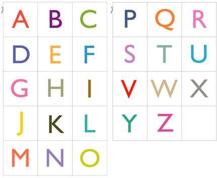 1000+ ideas about Alphabet Cards on Pinterest   Preschool literacy ...
