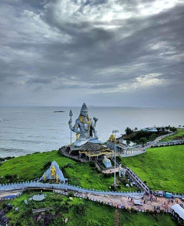 Murudeshwar Temple | History, Architecture, Facts of Murudeshwar
