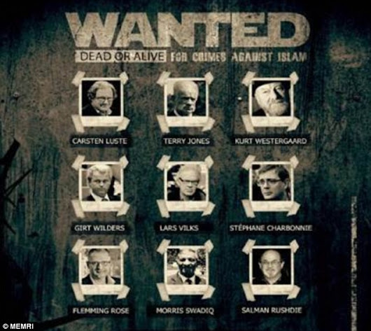 Al Qaida Deadly Wanted List  ~ پاک انسان