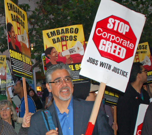 3avalos w: corporate greed sign.jpg