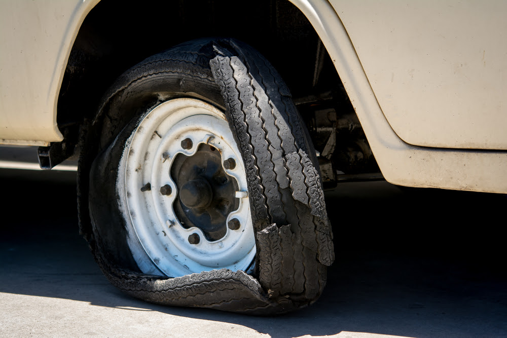 What You Need To Know About Tire Blowouts  E2 80 A2 Colley Firm P C