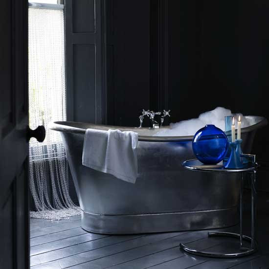 Gothic bathroom | Bathroom vanities | Decorating ideas | Image | Housetohome