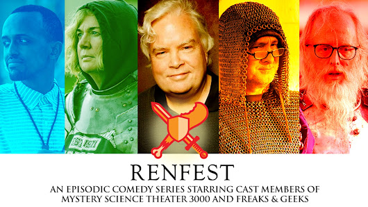 RenFest Comedy TV Show