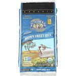 Lundberg Family Farms Organic Brown Sweet Rice - 25 lb