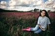 Lounging in a Field of Smartweed (<i>Polygonum pensylvanicum</i>)