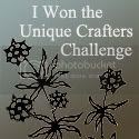 Unique Crafters Challenge Blog - December Challenge