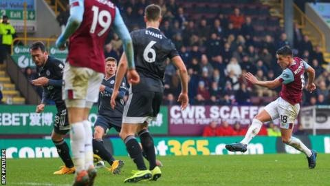 VIDEO: Burnley 2:1 Leicester City / Premier league