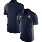 Michigan Wolverines Nike Evergreen Vault Performance Polo - Navy