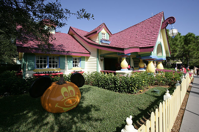 Mickeys House