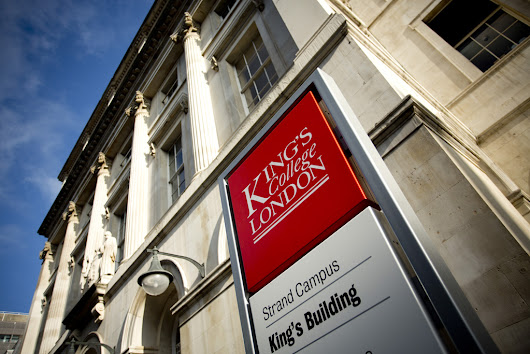 Why I Chose King's College London?
