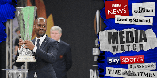 Avatar of Media Watch: Eddie Newton takes charge of Turkish club, FA Cup final referee blasted for 'poor' decision, Didier Drogba gets hero's welcome in Abidjan | Official Site