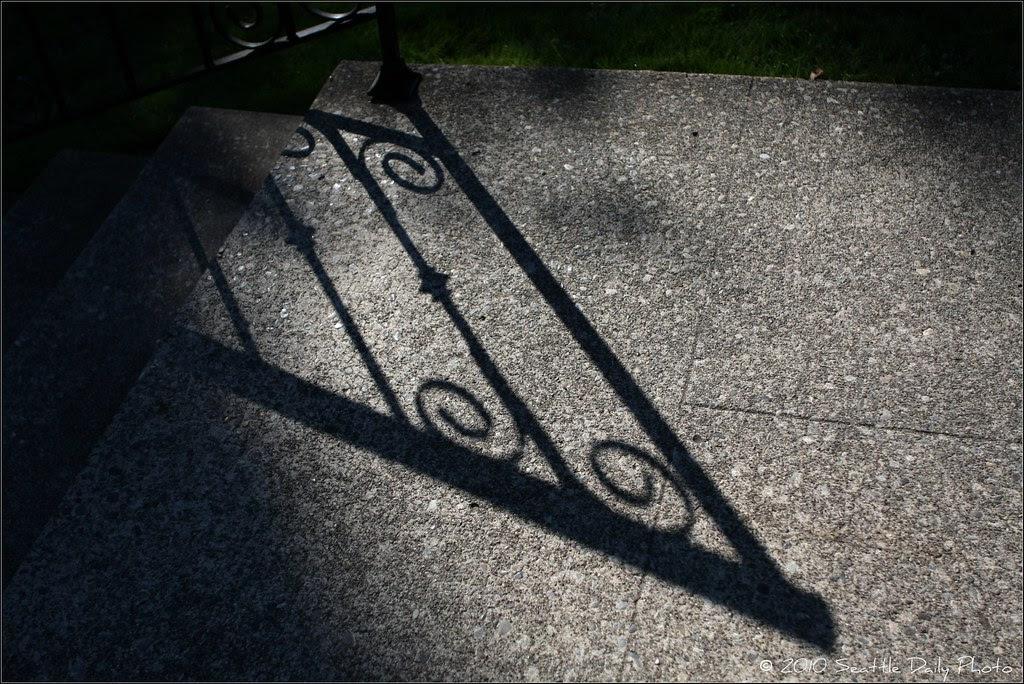 Ironwork Handrail