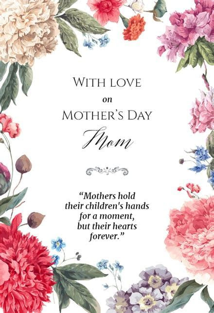 Mother's Day Cards (Free)   Greetings Island