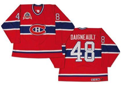 Montreal Canadiens 92-93 SCF jersey