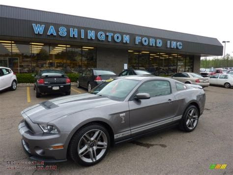 Ford Mustang Shelby Gt500 V8 5.4 Supercharged