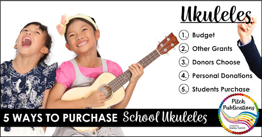 5 Ways to Purchase Ukuleles for the Music Classroom