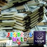New Jesters Wild Makes Miami Club Casino Player a Millionaire Overnight