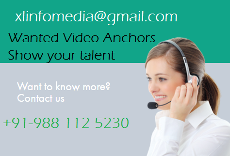 Video Anchors are required | Pune | Maharashtra | SelliBy Classified India