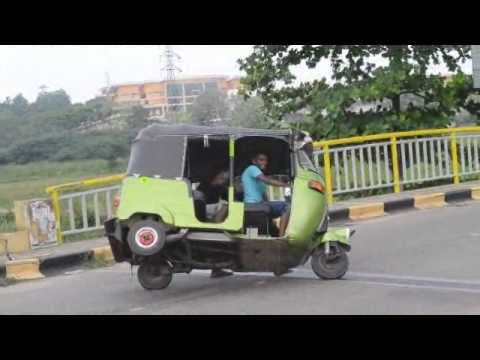 Wheel The Three Wheeler By Chandima Sri Lanka Youtube