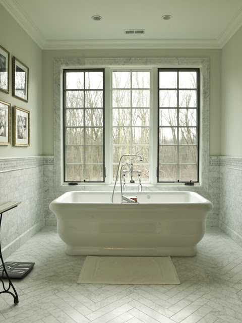 French Country Traditional French Country Traditional Bathroom Chicago By Cynthia