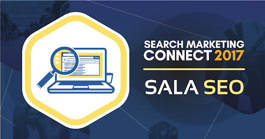 Il programma della Sala SEO | Search Marketing Connect