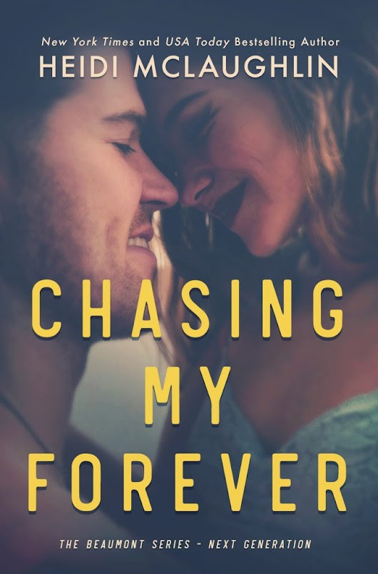 Blog Tour Chasing My Forever by Heidi McLaughlin