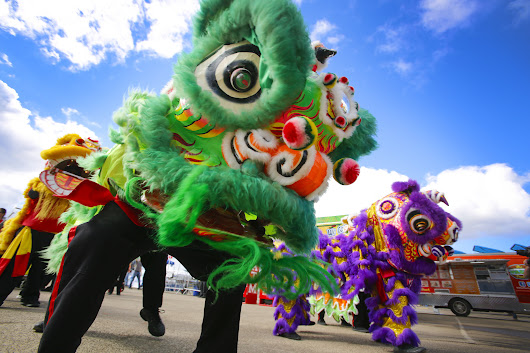 Lunar New Year festival celebrates Year of the Rooster