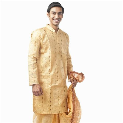 Must haves for the wardrobe of a newlywed Bengali groom