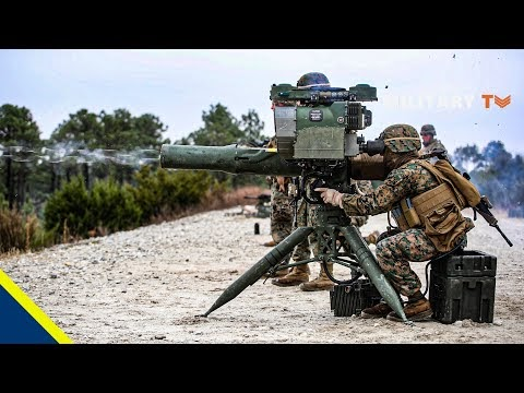 How Powerful is TOW Missile & How BGM-71 TOW Anti-Tank Guided Missiles Work?