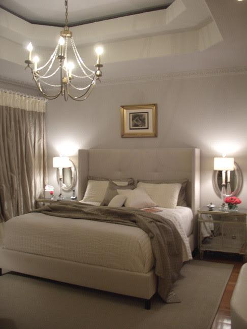 Master Retreat eclectic bedroom