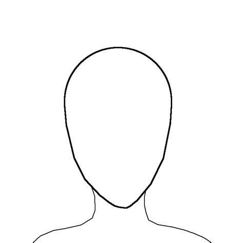 pixilart anime head shape  boogawithpencil