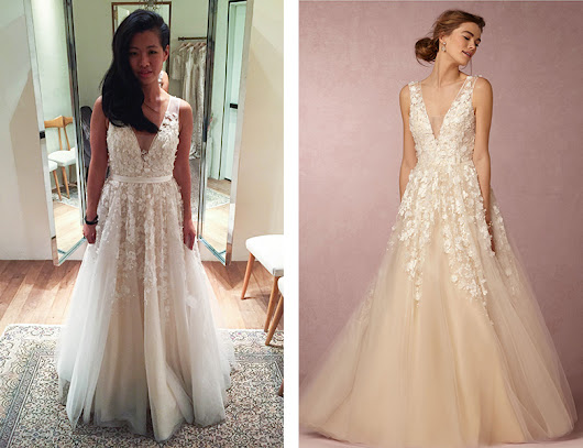 Wedding Dress Search: The gowns that were almost The One