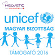 Partnership between HELVETIC-CLINICS and UNICEF, thank you on their behalf. -