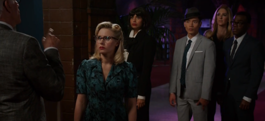 "#TheGoodPlace S2, Ep. 11 ""Chapter 24: Rhonda, Diana, Jake and Trent"" Recap/Review"