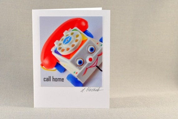 Call Home Card