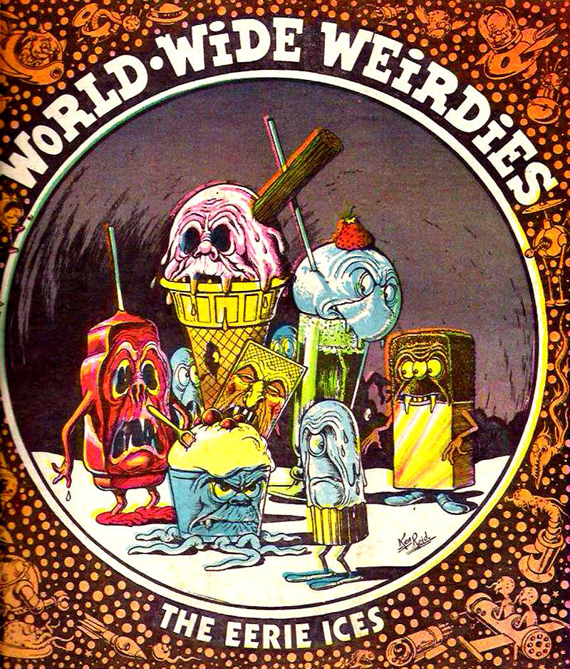 Ken Reid - World Wide Weirdies 103