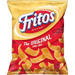 Fritos Corn Chips, 4 oz Bag, 28/Carton