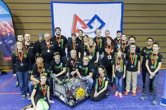 Community Post: PhyXTGears Robotics Is On It's Way To The World Competition!