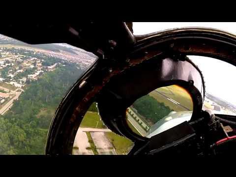 video de pilotos haciendo acrobacias