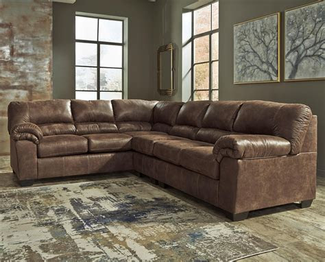 ashley bladen pc coffee left arm facing sofa sectional