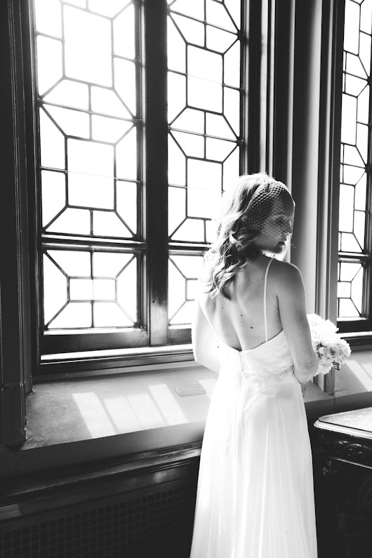 Downtown Indianapolis Wedding - Fleeting Fox Photography
