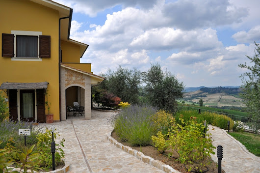 Where to Stay in Umbria, Italy: Altarocca Wine Resort