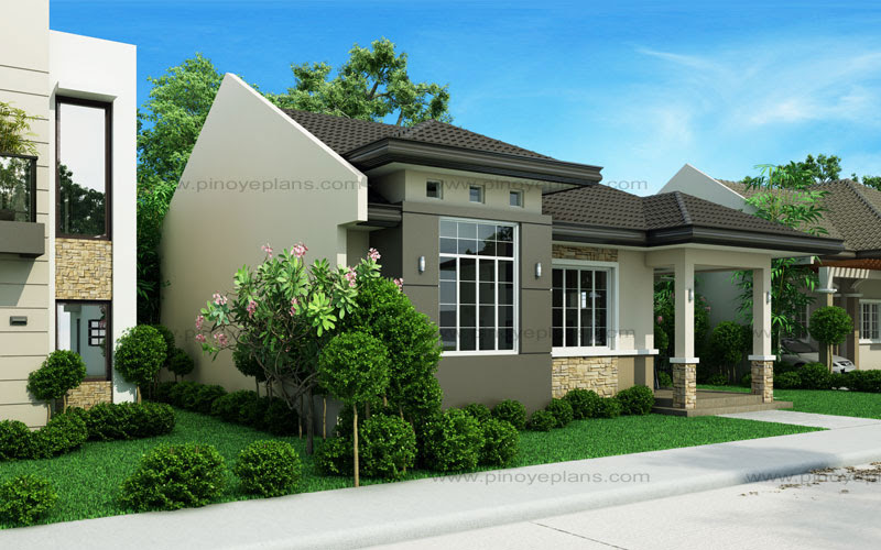 Small House Design: SHD-2015013 | Pinoy ePlans - Modern ...