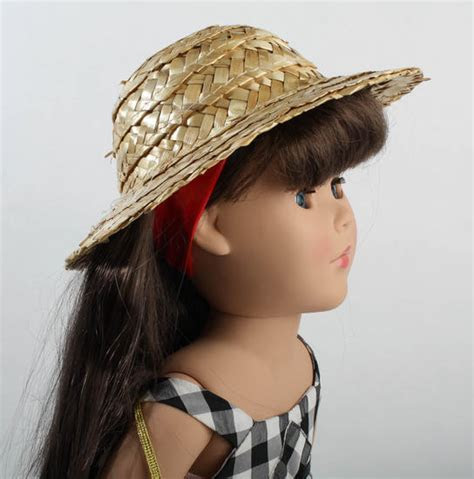 Straw Doll Hats   Doll Hats   Doll Making Supplies   Craft