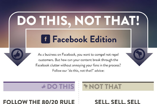 12 Dos and Don'ts of Facebook Page Management - BrandonGaille.com