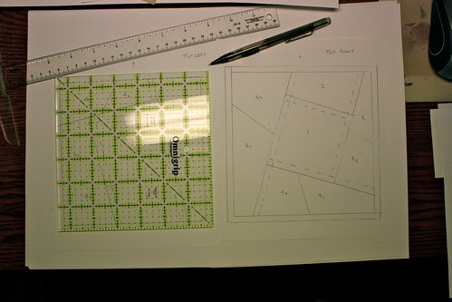 Drafting the CQ Blocks 1