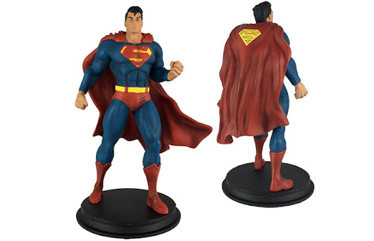 Superman DC Heroes Statue