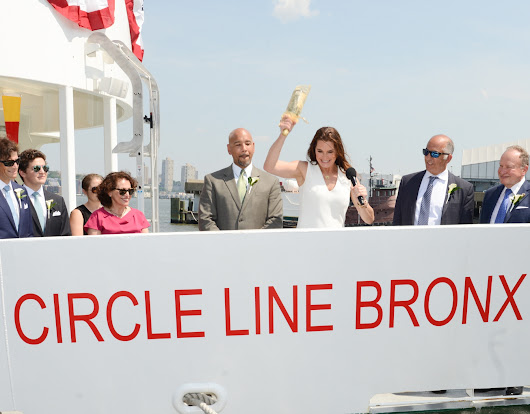 Ahoy, Brooke Shields (And Say Hello To Our Two New Boats!)
