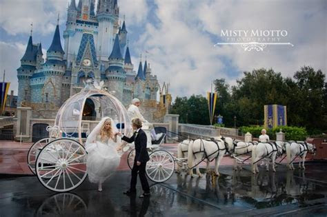 Orlando Wedding Photographer Disney Fairytale Walt Magic
